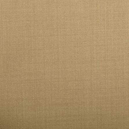 16033 Light Brown Plain Twill Crystal Super 130